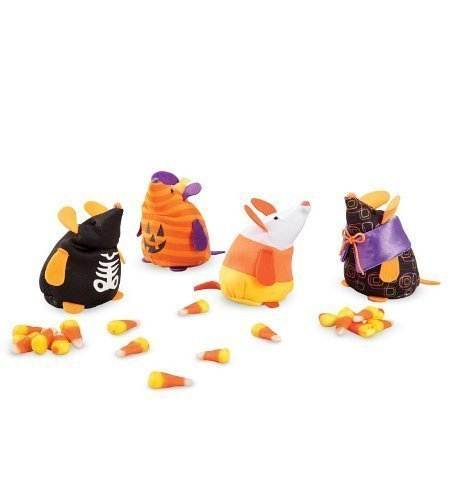 Halloween Beanie Mice - 1 assorted mouse sent]()