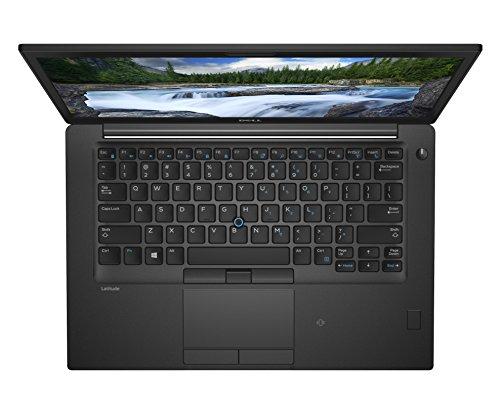"Dell Latitude 7490 JHDTM Laptop (Windows 10 Pro, Intel i5-8250U, 14.1"" LCD Screen, Storage: 256 GB, RAM: 8 GB) Black"