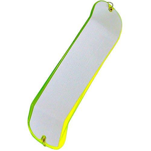 ホットスポットFlasher B002QFY9EU Medium|Chartreuse Silver Mylar Chartreuse Silver Mylar Medium