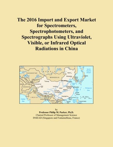 Used, The 2016 Import and Export Market for Spectrometers, for sale  Delivered anywhere in Canada