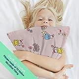 Celeep [2-Pack] Baby Toddler Pillow Set - 13 x 18