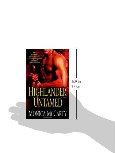 Highlander Untamed A Novel Macleods Of Skye Monica Mccarty
