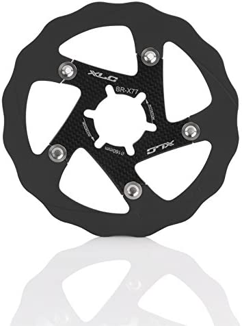 XLC Fahrrad MTB ebike Scheibenbremse Disc Bremsscheibe Br-X02 MTB 180mm Rot