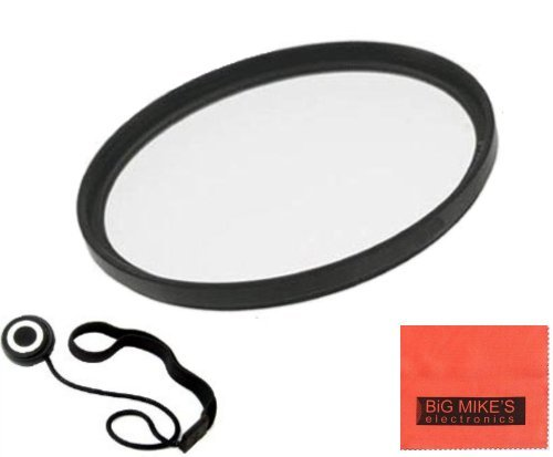 72mm Multi-Coated UV Protective Filter For Sony Alpha SLT-A33 A35 A55 A58 A65 A77 A99 A3000 A5000 A6000 DSLR330L A7 A7R NEX-5T NEX-6 NEX-7K NEX-3N NEX-F3 Digital SLR Cameras Which Has Any Of These Sony Lenses (16-50mm f/2.8 A-Mount, 18-105mm, 20mm f/2.8 A-Mount, 24mm A-Mount, 85mm f/1.4 A-Mount, 70-200mm f/4.0 E-Mount, 135mm f/2.8) -  Big Mike'...