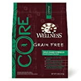 Wellness CORE Wild Game Formula Dry Dog Food for Pets, 4-Pound, My Pet Supplies