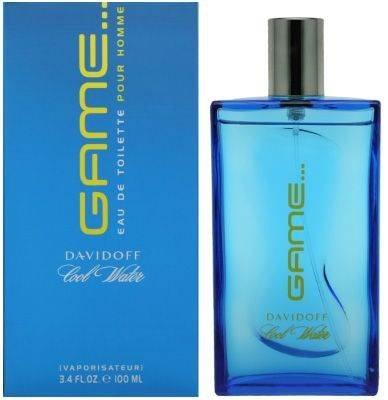 Cool Water Game By Davidoff For Men. Eau De Toilette Spray 3.4 OZ