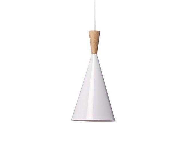 Amazon.com: bokt 60 W sola cabeza lámpara de techo colgante ...