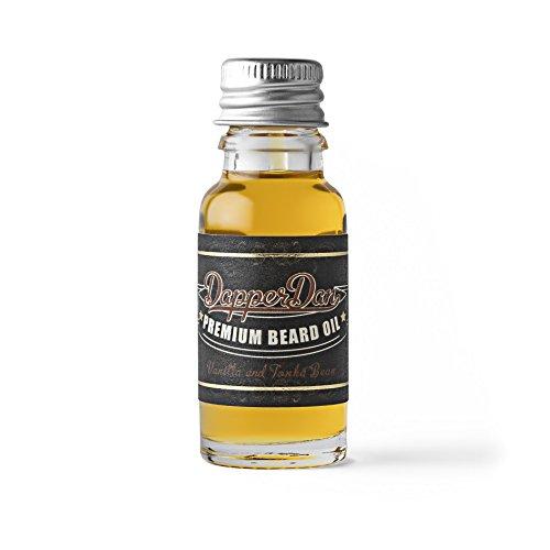 Dapper Dan Beard Oil, 15 ml, Vanilla and Tonka Bean DDADDAM36717475