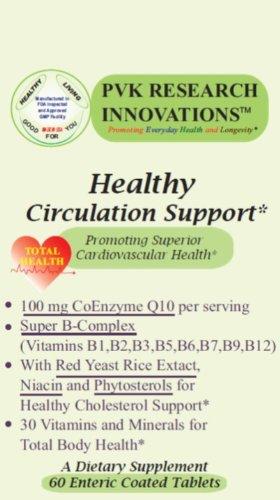 Healthy Circulation Support Cardio vascular Multi vitamin