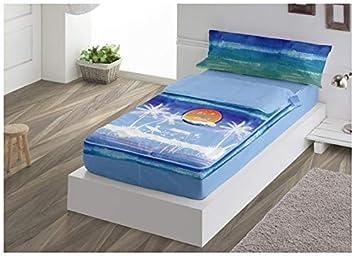 Gale Hayman Saco nordico Style Surf Cama de 90 cm (Surf): Amazon.es: Juguetes y juegos