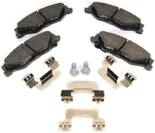 Disc Brake Pad Set Rear ACDelco GM Original Equipment 171-679