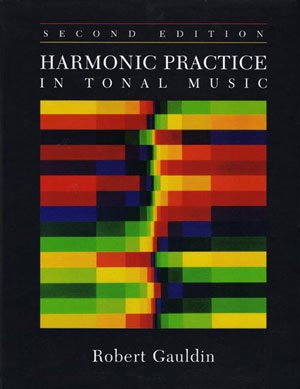 Harmonic Practice in Tonal Music w/ Workbook & CD