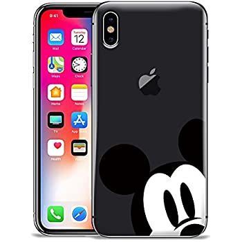 GSPSTORE iPhone Xs/iPhone X Case,Mickey and Minnie Mouse Pattern Protector Case Cover for iPhone Xs/iPhone X #10