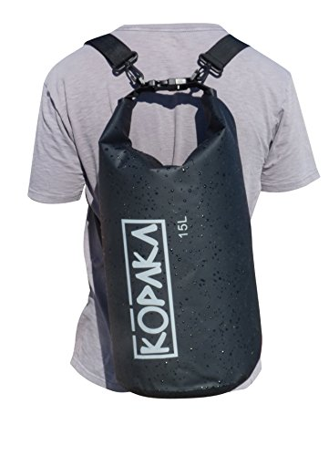 Waterproof-Dry-Bag-Backpack-15L-by-Kopaka-Lightweight-Sports-Adventure-Travel-Bag-with-2-Shoulder-Straps