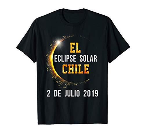 (El Eclipse Solar Chile 2 De Julio 2019 T-Shirt)