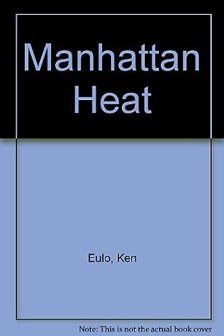 book cover of Manhattan Heat