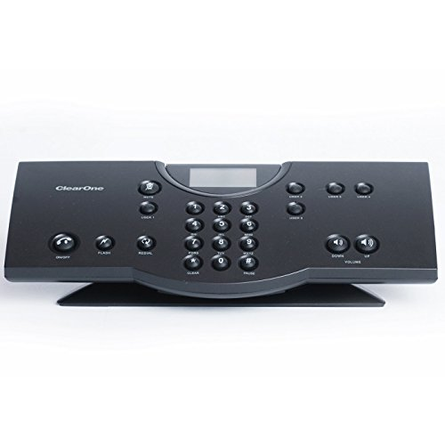 ClearOne Interact Dialer | Wired Audio Conferencing System Controller 910-154-035