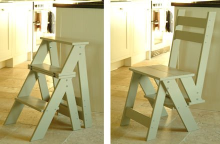 Surprising Library Chair Step Stool Amazon Co Uk Diy Tools Download Free Architecture Designs Scobabritishbridgeorg