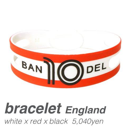 BANDEL(반델) 팔찌 월드 풋볼 영국