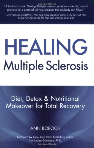 Healing Multiple Sclerosis Nutritional Makeover product image