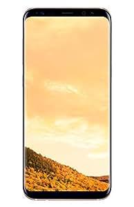Samsung Galaxy S8+ SM-G955F Akıllı Telefon, 64 GB, Altın (Samsung Türkiye Garantili)