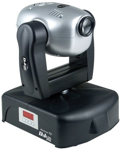 American Dj Dj Spot 250 Intelligent Moving Head