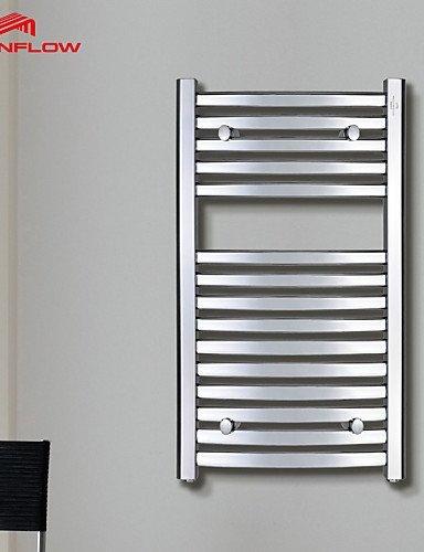 Lina @ baño calentador de toallas, toallero, toallero escalera AF-SE: Amazon.es: Hogar