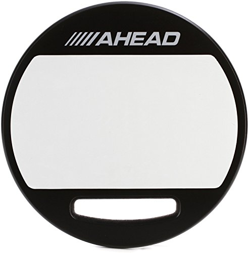 Ahead Practice Pad with Snare Sound - 10