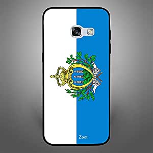Samsung Galaxy A3 2017 San Marino Flag