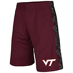 Mens NCAA Virginia Tech Hokies Basketball Shorts (Team Color) - 2XL