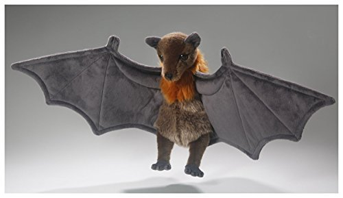 Flying Fox - Carl Dick Flying Fox 9/23.5 inches, 23/60cm, Plush Toy, Soft Toy, Stuffed Animal 3339