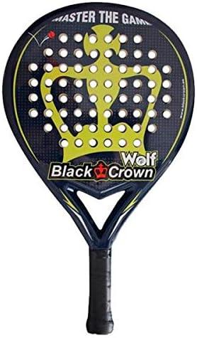 Black Crown Pala Padel Wolf 2020: Amazon.es: Deportes y aire libre