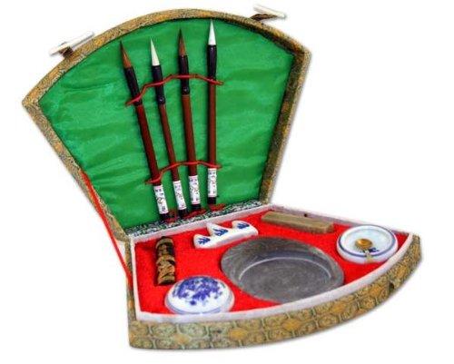 Professional Chinese Art Brush Set 8 Pcs Chinese Paint Brush
