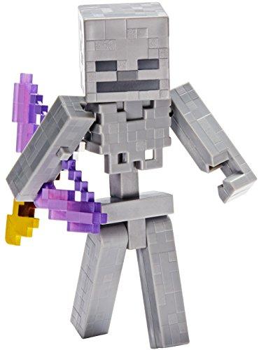 (Minecraft Skeleton w/ Enchanged Bow)