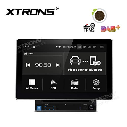 JVC KW-V20BT 2 Din Bluetooth Car DVD Receiver 6.1 Monitor w Android iPhone Apps