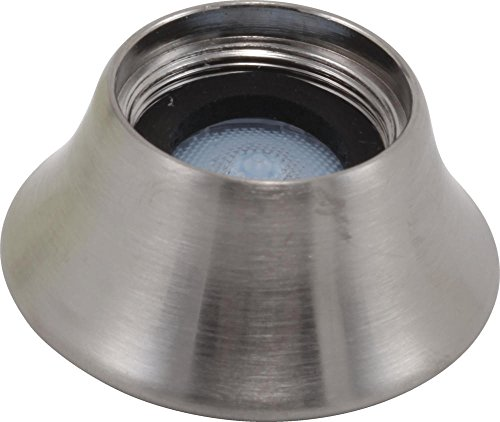 Delta Faucet RP48373SS Aerator, Stainless - Brilliance Stainless Aerator