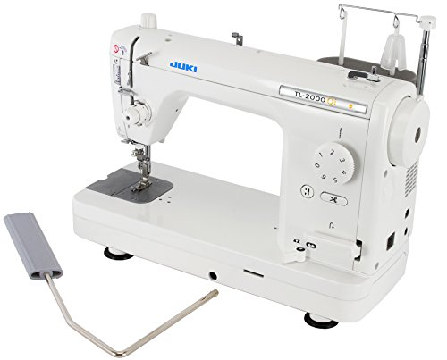 """Juki TL-2000Qi 9"""" Long Arm Quilting Machine, Grace SR-2+ Quilting Frame and Grace Single Prong Speed Control"""