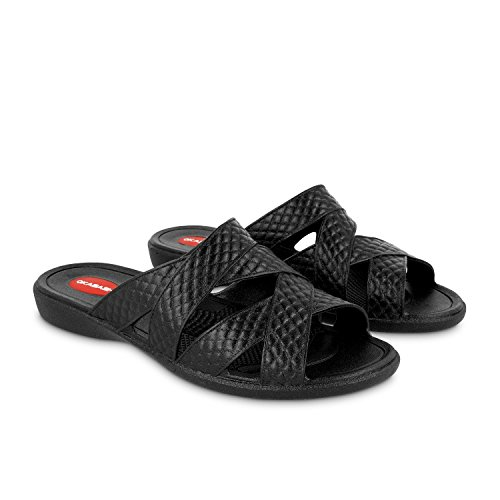 Okabashi Women's Cross Strap Flip Flops - Sandals