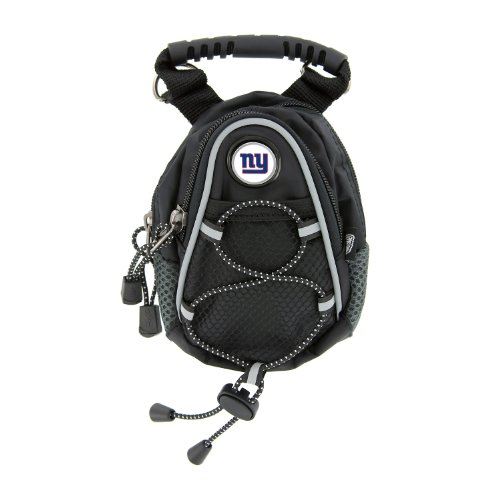 NFL New York Giants Black Mini Day Pack