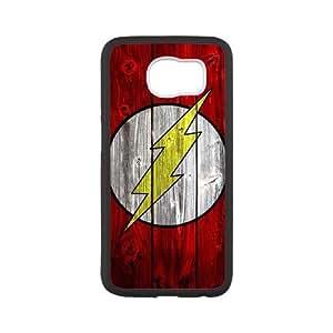 The Flash DIY case For Custom Case Samsung Galaxy S6 QW7900827