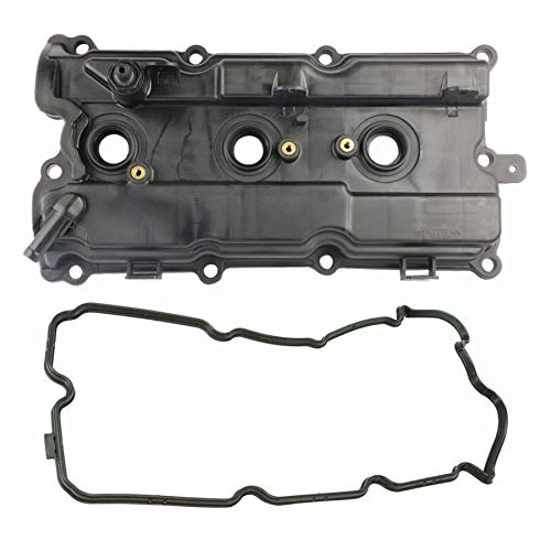 MOSTPLUS Rear RH Engine Valve Cover w/Gasket For Nissan 3.5L VQ35DE 264-985 264-984