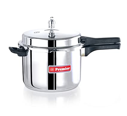Premier Stainless Steel Sandwich Bottom Pressure Cooker   Comfort 3 Litres