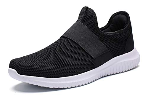 La Moster Men's Athletic Running Shoes Fashion Sneakers Casual Walking Shoes for Men Tennis Baseball Racquetball Cycling