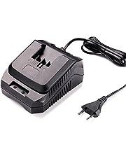 Chargeur de Rechange pour Batterie Lithium-ion TACKLIFE 20V Max avec LED, PPK03B (Batterie PPK02B Vendu Séparément)