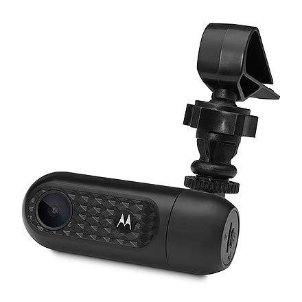 Dash Cam HD Motorola WiFi MDC10W Road or in-Car Monitoring HD (720p) 120° View Parking Mode Motorola