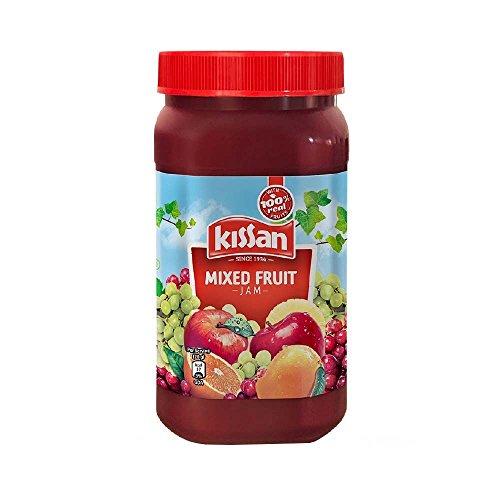 Kissan Mixed Fruit Jam, 1 04 kg