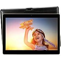 Tablet de 10'' con Procesador de Ocho núcleos 2GB de RAM+ 32GB de Memoria Bluetooth Dual SIM 3G Navegación también es un móvil (Negro)