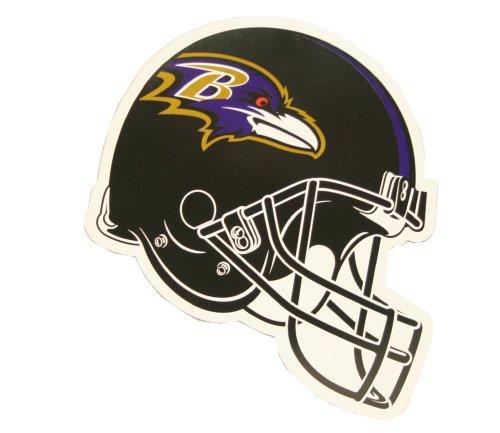 Fremont Die NFL Baltimore Ravens 8-Inch Magnet by Fremont Die