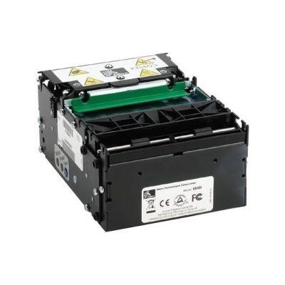 - Zebra Technologies P1009545-3 Series KR403 Kiosk Receipt Printer, Ethernet and USB Connection, Black (Certified Refurbished)
