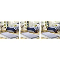 "Simmons BeautySleep Siesta Memory Foam Mattress: Roll-Up Guest Bed/Floor Mat, 3"" Twin (3-(Pack))"